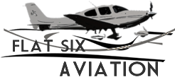 Visit the Flat Six Aviation website by clicking here